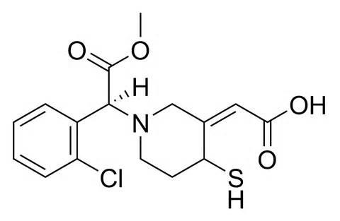 Clopidogrel Pharmacokinetics