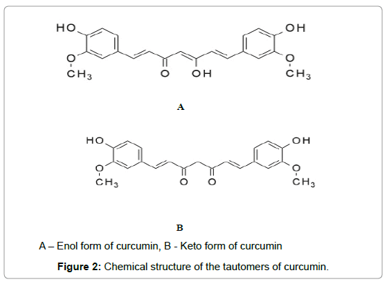 angiology-Chemical-structure-tautomers-curcumin