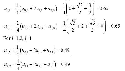 The Finite Difference Methods for Parabolic Partial Differential