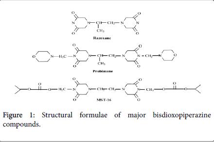 cellular-molecular-pharmacology-Structural-formulae