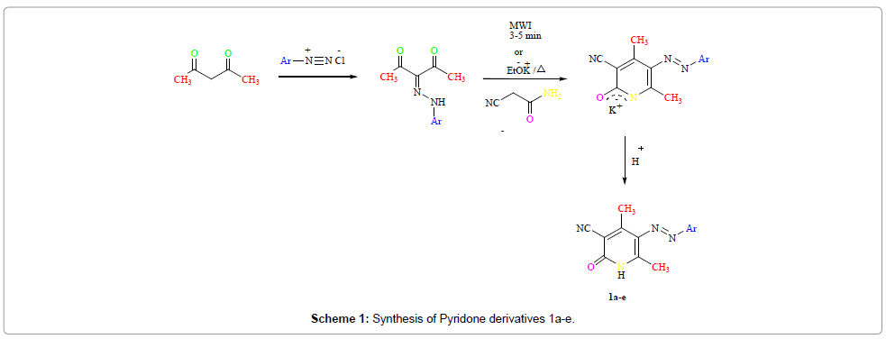 chemical-sciences-Pyridone-derivatives