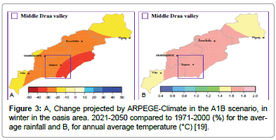 earth-science-climatic-change-Change-projected