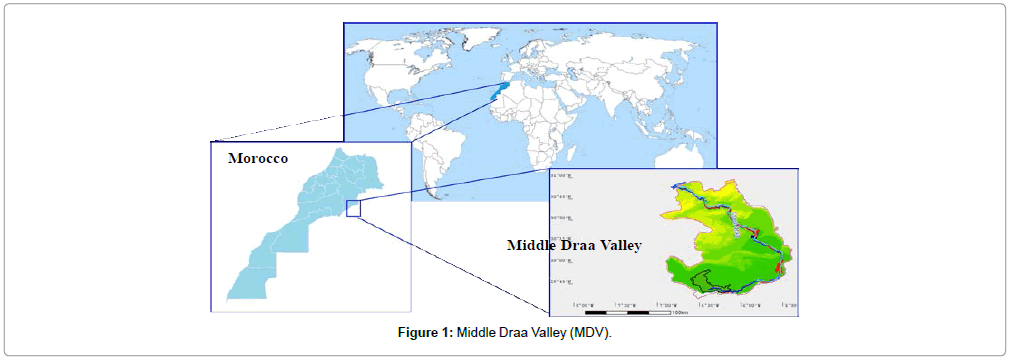 earth-science-climatic-change-Middle-Draa