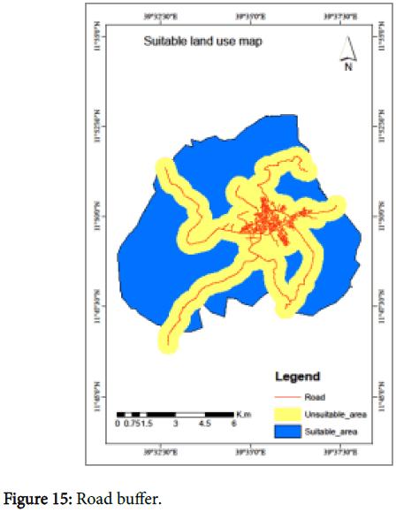 geophysics-remote-sensing-Road-buffer
