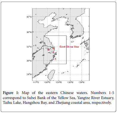 geophysics-remote-sensing-eastern-Chinese