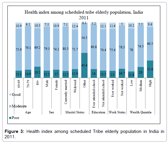 Active and Healthy Ageing among Scheduled Tribes in India