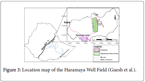 Groundwater Exploration for Water Well Site Locations Using