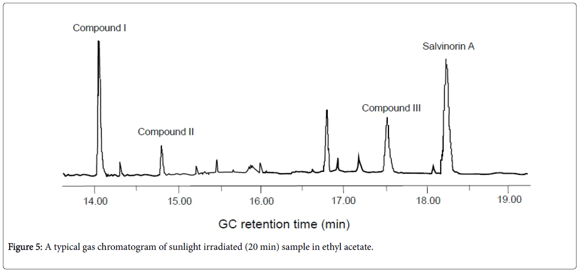 natural-products-chemistry-gas-chromatogram