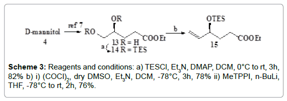 organic-chemistry-conditions-TESCl