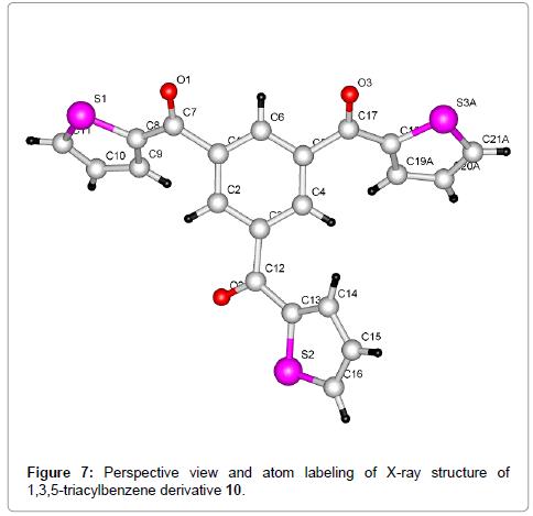organic-chemistry-triacylbenzene