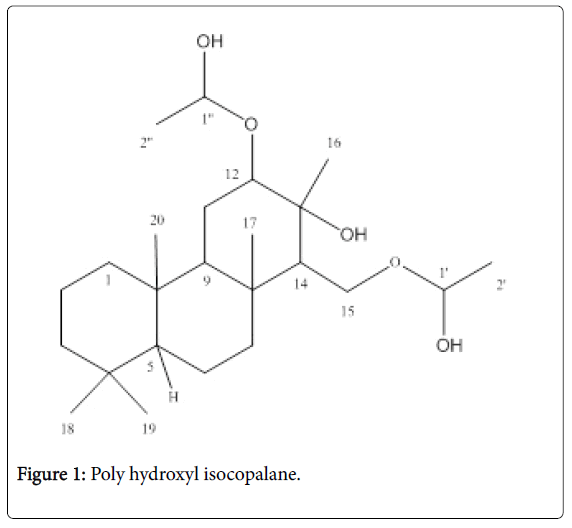 pharmacognosy-natural-products-hydroxyl-isocopalane