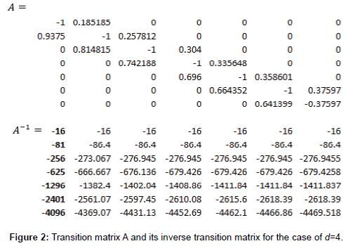 physical-mathematics-transition-matrix-case-d4